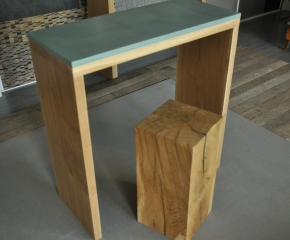 Console-bureau B'Wood